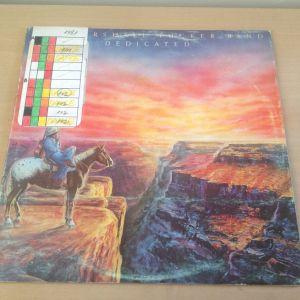 Marshall Tucker Band Dedicated - Δίσκος Βινυλίου 1981