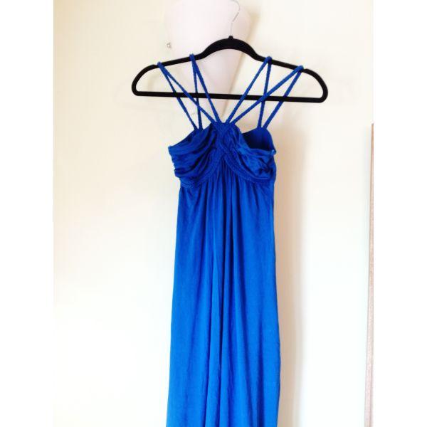 312e4e59ace μεταχειρισμενα Φόρεμα maxi Μπλέ. forema maxi mple