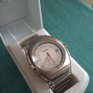 Ρολόι lorus!!!