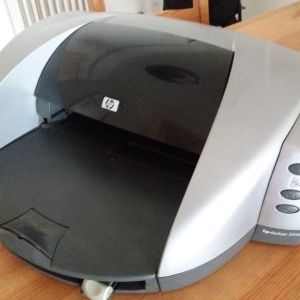 Εκτυπωτής HP deskjet 5550