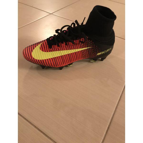 17cafa37c76 μεταχειρισμενα Ποδοσφαιρικα Παπουτσια Nike Mercurial. podosferika papoutsia Nike  Mercurial