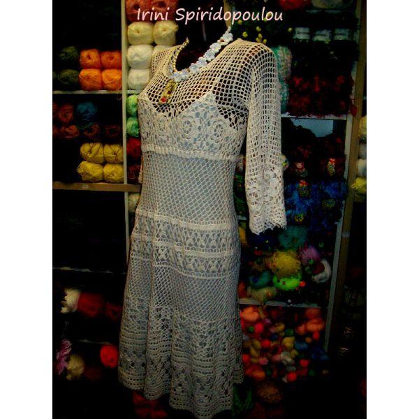 9447f25787f μοντέρνα πλεκτα φορεματα - € 110 - Vendora.gr
