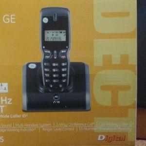 ολοκαίνουργιο ασύρματο τηλέφωνο general electric
