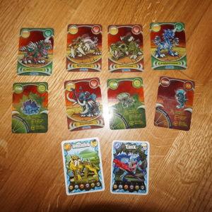 dinofroz καρτες