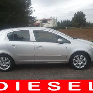 Opel Corsa ΕΥΚΑΙΡΙΑ diesel '07