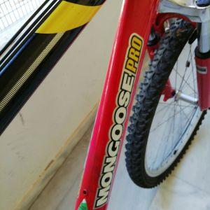 mountain bike mongoose Pro