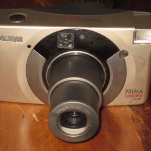 Canon Prima Super 105X 35mm Kompakt Φωτογραφικη