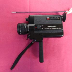 Vintage κάμερα λήψης CANON 310 XL SUPER 8 με φακό 1:1.0