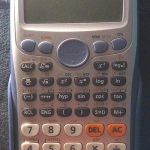 Κομπιουτεράκι/Αριθμομηχανή Casio fx-570ES PLUS