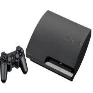 PS3 + 1 control + Games