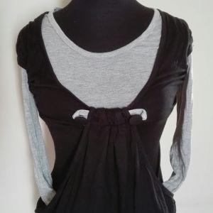 Γκρι μοντέρνα μπλούζα - αγγελίες σε Κρήτη - Vendora.gr 7f0ae007082