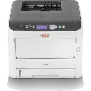 Σχεδόν καινούργιος έγχρωμος εκτυπωτής leizer OKI C612