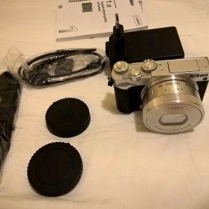 Nikon 1 J5  καινούργια.