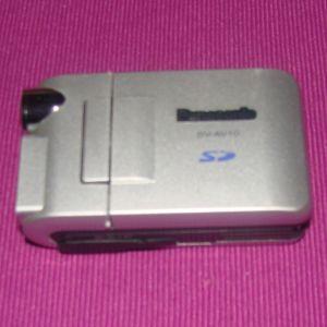 Camera Panasonic SV-AV10 μοντέλο 2002 για συλλογή...!!