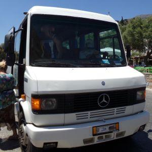 Αδεια Λεωφορείου