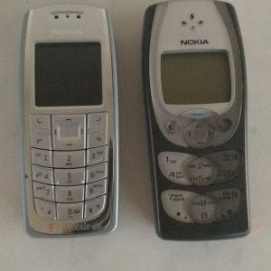 Nokia 2300 & Nokia 3120