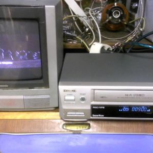AIWA VHS video player
