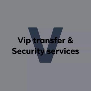 VIP TRANSFER AND SECURITY SERVICES