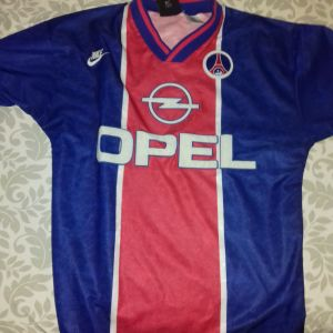 Φανέλα ποδοσφαίρου Παρί του 1996 -97