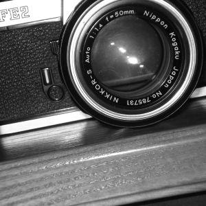 Πωλείται φωτογραφική μηχανή Nikon FE2