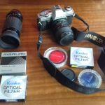 c4a165ddf2 Φωτογραφική μηχανη+δύο φακοι zoom macro - αγγελίες στο Kifisia ...