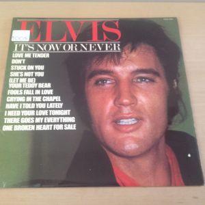 Elvis Its Now or Never - Δίσκος Βινυλίου