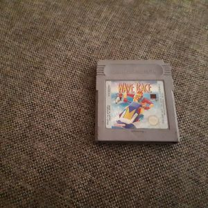 Wave Race Nintendo Game Boy