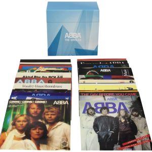ABBA - THE SINGLES - 40 YEARS 40 SINGLES - 40 x 7'' ΒΙΝΥΛΙΑ BOXSET ΣΦΡΑΓΙΣΜΕΝΑ