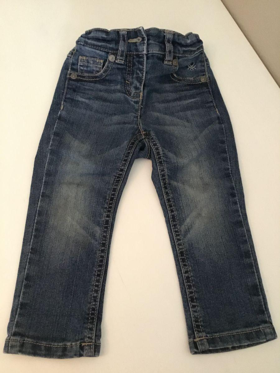 8597e28d88b Benetton τζιν παντελόνι για κορίτσι 1 χρόνων - € 10 - Vendora.gr