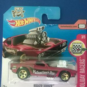 Hot Wheels Rodger Dodger - Καινούργιο στο κουτί του