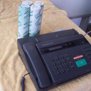 τηλέφωνο φαξ-τηλεφωνητής SHARP