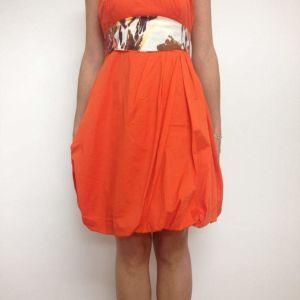 Φόρεμα μακρύ με σχέδιο λαχούρι 10b7787bf0b