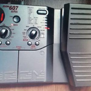 Πολυεφέ Μπάσου ZOOM 607  made in Japan