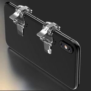 Πλήκτρα Κινητού Σκανδάλη Οθόνης Gaming Joystick Mobile Phone Button Fire Trigger PUBG Free Fire New