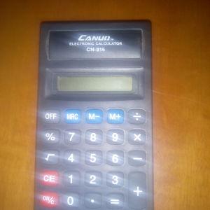Πουλώ μια αριθμομηχανή καινούργια σ τέλεια κατάσταση.