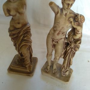 δυο ομορφα αρχαιοελληνικα διακοσμητικα