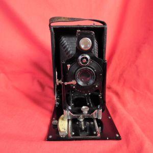 Φωτογραφική μηχανή φυσούνα ICA TEDDY 146 αρχών του προηγούμενου αιώνα. be7fc786613
