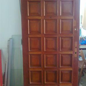 Ξυλινη Πορτα 2.17 χ 93
