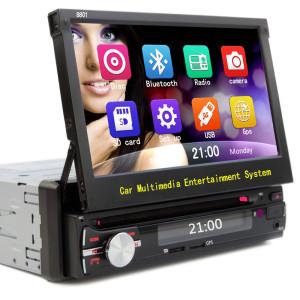 Οθόνη 1din αυτοκινήτου με DVD,GPS