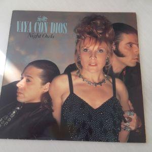 Vaya Con Dios Night Owls - Δίσκος Βινυλίου 1990