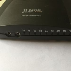 Modem D-Link DFM-560E Data/Fax/Voice