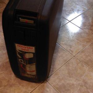 Συμπαγής βαλίτσα delsey