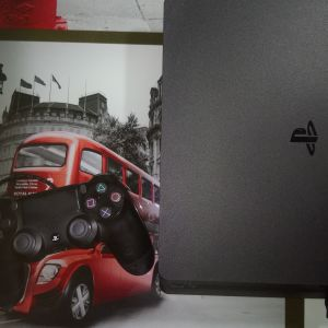 PS4 1TB Slim+ Uncharted 4+Uncharted The Nathan Drake Collection+Χειριστήριο