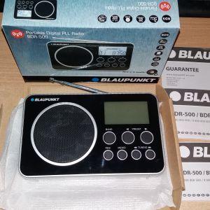 Φορητό ψηφιακό ραδιόφωνο PLL/RDS Blaupunkt BDR-500