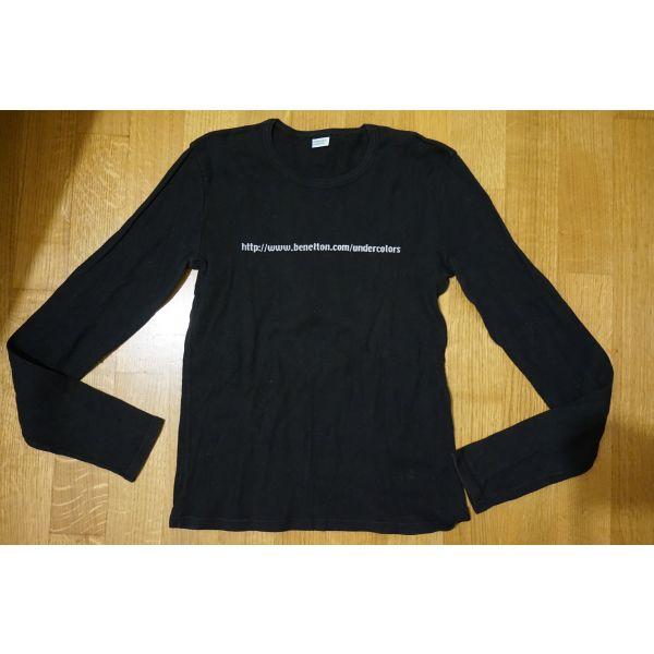 dc886b704cf6 benetton xsmall μπλουζα - € 3 - Vendora.gr